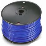 18HST1000-6 18 AWG Blue Stranded Hook-Up Wire-1000ft