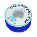 30KY1000-6 30AWG Blue Kynar Wire-1000ft