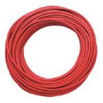 6733-2 Test Lead Wire w/Silicone Insulation - Red