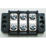 "13-1503 30 AMP Dual  Row Terminal Blocks (.437""c.s.) - 3 Poles"