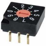 BCS-120 Complement Binary Coded Decimal Rotary Switch