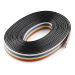 CAB-10647 Ribbon Cable - 10 wire (15ft)