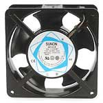 SP101A-1123HBT AC Cooling Fan - 120 x 120 x 38mm (Ball Bearing)