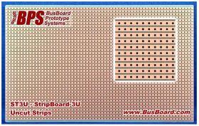 ST3U General Purpose StripBoard