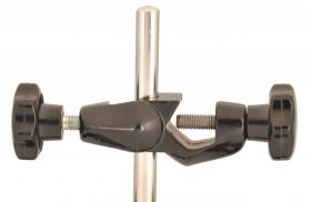 CH0665B Heavy Duty Boss Head, Black Coated, up to 20mm rods