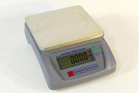 HRB-6001 High Resolution Balance Scale 6000 Grams