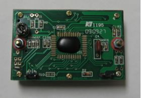 PM128 3 1/2 LCD Digital Panel Meter