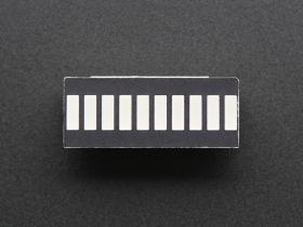 1815-ADA 10 Segment Light Bar LED Display - Blue