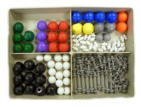 CH0610 Teacher Inorganic and Organic Chemistry Molecular Model Set, 101 Pieces