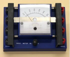 P-3494-20 Dual Ammeter / Voltmeter
