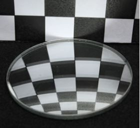 7-1301-U Glass Convex  Mirror
