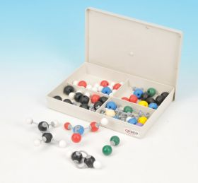 CH0609 Basic Inorganic and Organic Chemistry Molecular Model Set, 64 Pieces