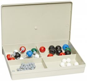 SET00602 54 Piece Basic Organic Chemistry Molecular Model Set with Case