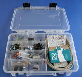ARD-100 Experimenter's Kit for Arduino Uno