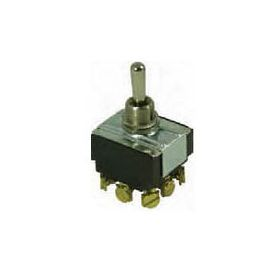 35-140 Heavy Duty Toggle Switch ON OFF ON 3PDT