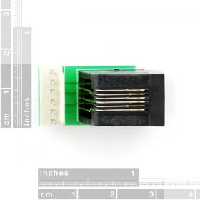 BOB-00193 Adapter Board for Microchip ICD and ICD2