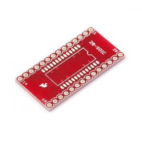 BOB-00496 SOIC to Dip Adapter 28-Pins