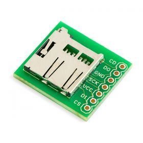 BOB-00544 Breakout Board for microSD Transflash