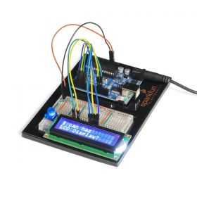 RTL-09761 LCD Add-On for SIK Retail (SparkFun Inventor's Kit)