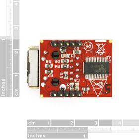 BOB-00765 Ethernet Interface Board - ENC28J60