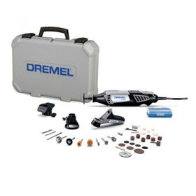 450-DREMEL High Performance Rotary Tool Kit - Includes 34 genuine Dremel accessories