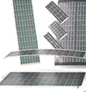 "MP3-37 Solar Module 3V (50mA) - 4.5"" x1.5"" x .01"""