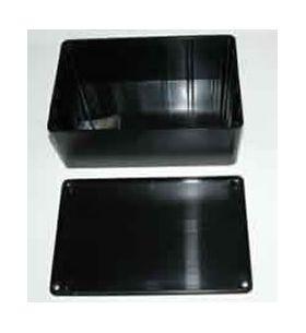 """GPB324 Plastic Box 5.75""""L x 3.78""""W x 2.3""""H"""