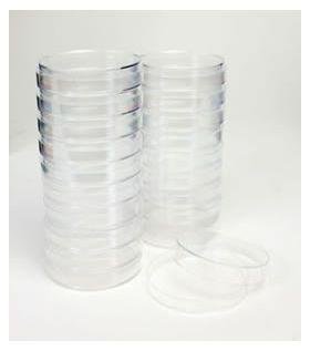 7-1500-10 Plastic Petri Dish 90mm - Pkg of 20