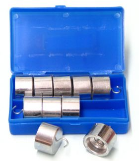 P-126-42 Hooked Weight Set of 10