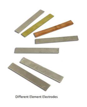 7-504-1 Flat Aluminum Electrode