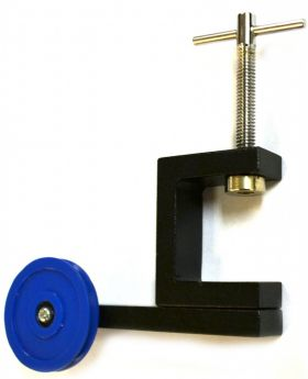 PH0296A Metal Bench Clamp with Pulley with Metal bearing