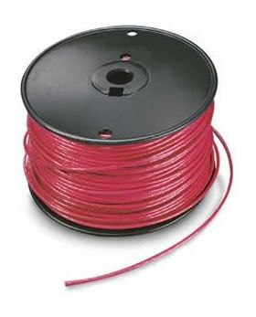 22HW1000-3 22AWG Red Solid Hook-Up Wire-1000ft