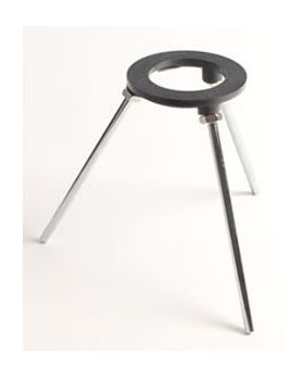 "7-G52 Burner Tripod - 4"" OD Ring"