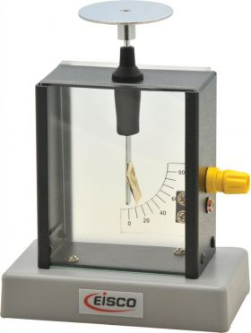 PH0916B Gold Leaf Electroscope