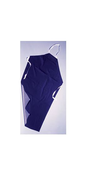 """7-1050 Rubber Cloth Apron 36"""" x 27"""""""