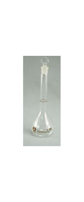 7-396DLG Bomex Volumetric Flask 500mL